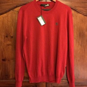 LOVE MOSCHINO Sweater (RED) Size Large